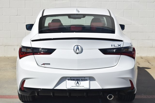 Pre-Owned 2019 Acura ILX A-SPEC Technology Package