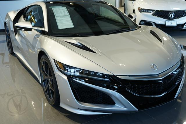 Pre-Owned 2017 Acura NSX