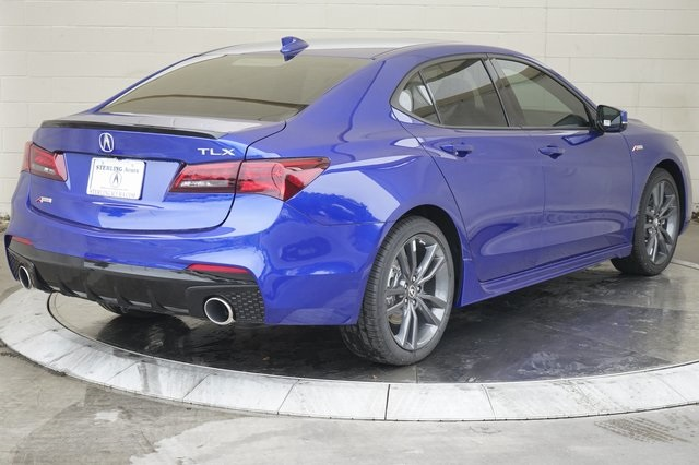 New 2020 Acura TLX with A-Spec Package 4D Sedan