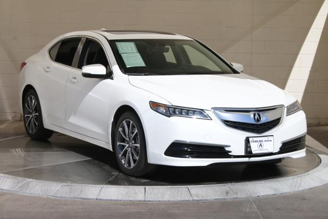 certified pre owned 2017 acura tlx 3 5 v 6 9 at p aws with technology package 4dr car in austin. Black Bedroom Furniture Sets. Home Design Ideas