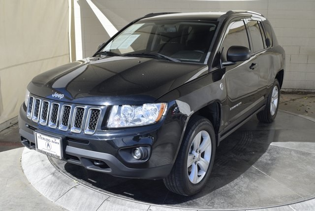 Pre-Owned 2013 Jeep Compass Latitude