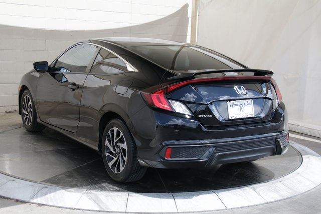 Pre-Owned 2016 Honda Civic LX-P
