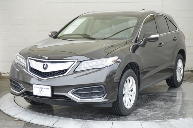 Certified Pre-Owned 2018 Acura RDX with Technology Package