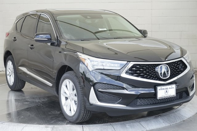 New 2020 Acura Rdx Base 4d Sport Utility In Austin 12082 Sterling