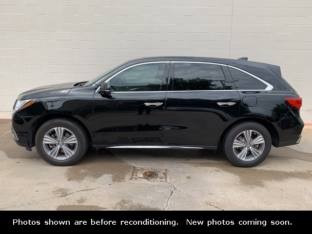 Certified Pre-Owned 2020 Acura MDX Base