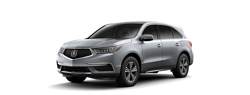 2018 Acura MDX Base SH-AWD®