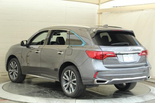 New 2019 Acura MDX with Advance and Entertainment Packages