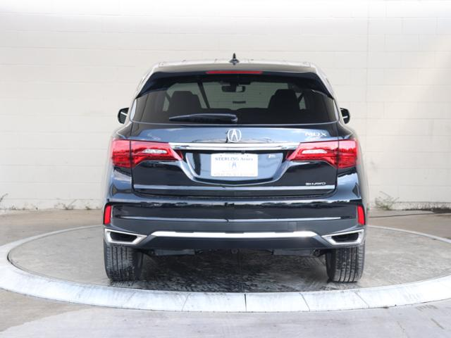 New 2018 Acura MDX SH-AWD w/Technology Pkg