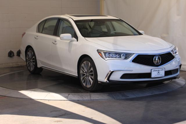 New 2018 Acura RLX with Technology Package