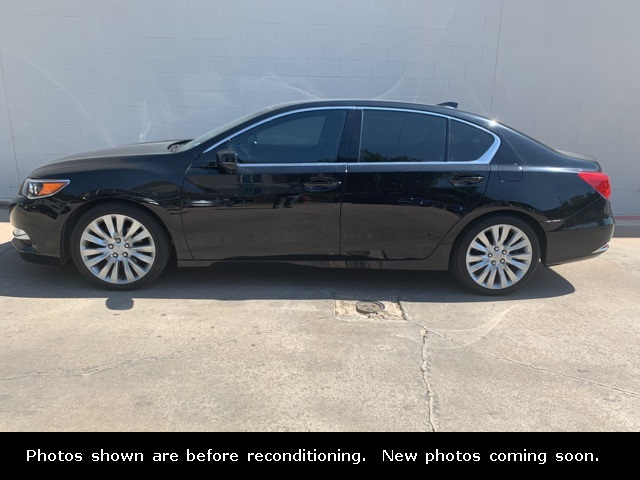 Pre-Owned 2015 Acura RLX Base