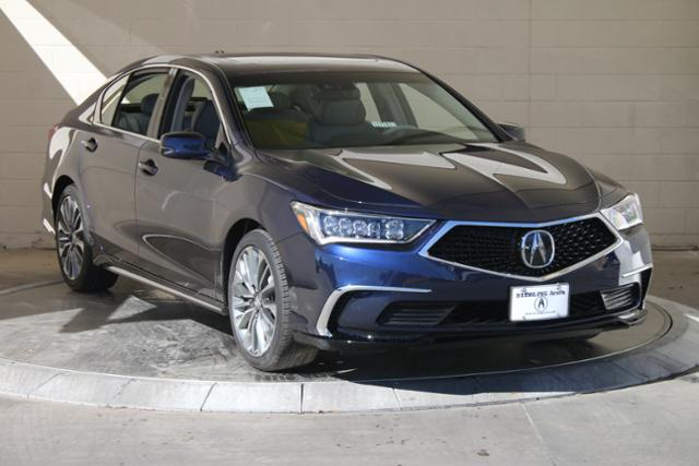 New 2018 Acura RLX Sedan w/Technology Pkg