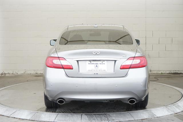 Pre-Owned 2013 INFINITI M37 4dr Sdn RWD