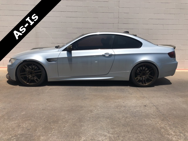 Pre-Owned 2008 BMW M3 Base