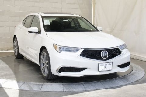 New 2020 Acura TLX V-6 SH-AWD with Technology Package