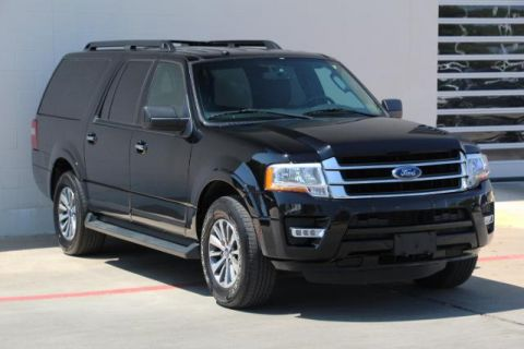 Pre-Owned 2017 Ford Expedition EL XLT 4x2