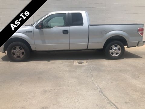 Pre-Owned 2009 Ford F-150