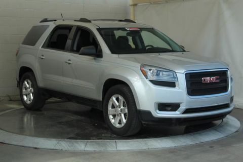 Pre-Owned 2014 GMC Acadia FWD 4dr SLE1