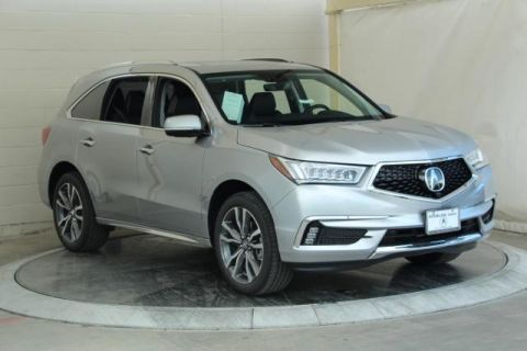 New 2019 Acura MDX ADVANCE 7P ENT
