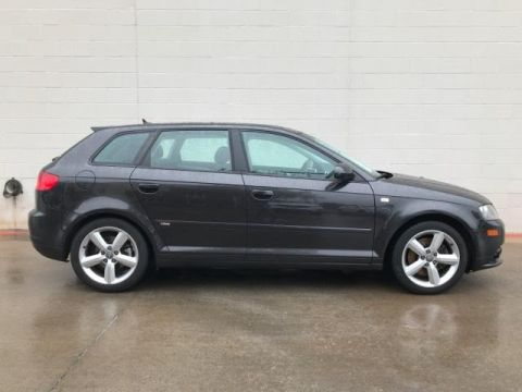 Pre-Owned 2008 Audi A3 4dr HB Man FrontTrak